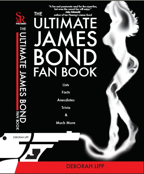 Ultimate James bond Fan Book Cover